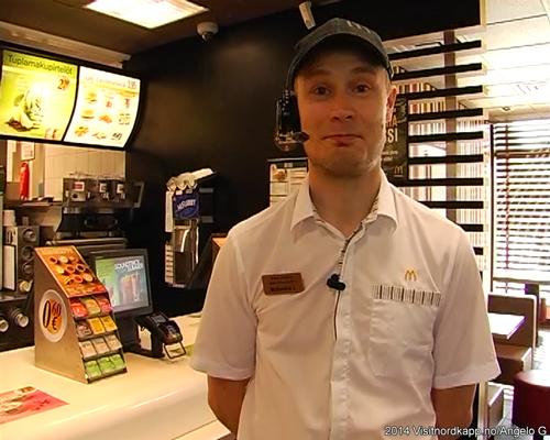 McDonald's in Rovaniemi