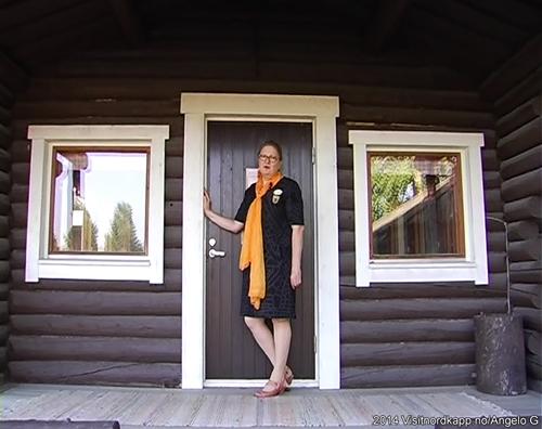 Roosevelt's Cabin